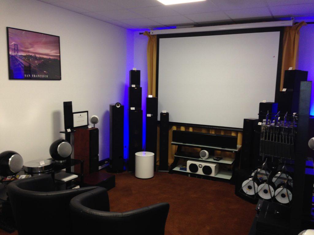 Show Room Home Cinéma