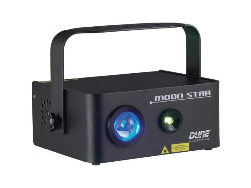 Laser de décoration Moon star Dune